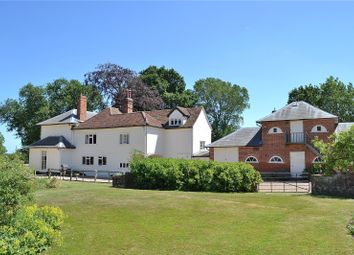 Thumbnail 6 bed detached house for sale in Burnham Road, Hazeleigh, Chelmsford