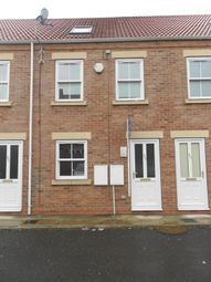 Thumbnail 3 bed terraced house to rent in West Street, Winterton, Scunthorpe