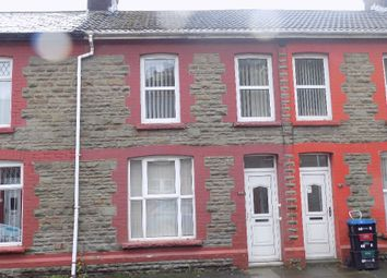 Thumbnail 2 bed terraced house for sale in Railway Street, Llanhilleth, Abertillery. 2Jb.