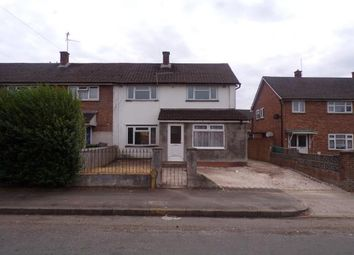 Thumbnail 3 bedroom semi-detached house for sale in Bronte Crescent, Cardiff