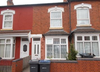 Thumbnail 3 bed terraced house for sale in Membury Road, Washwood Heath