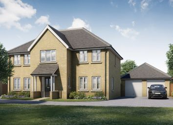 5 bed detached house for sale in Four Elms Place, Chattenden, Rochester, Kent ME3