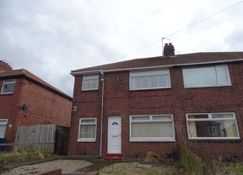 Thumbnail 3 bed flat to rent in Available Now, Howdene Road