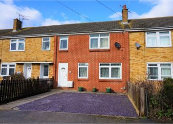 Thumbnail 3 bed terraced house for sale in Helston Road, Swindon