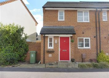 Thumbnail 2 bed end terrace house for sale in Cotton Road, Portsmouth