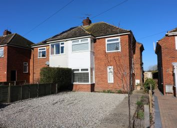Thumbnail 2 bed semi-detached house for sale in Poulders Gardens, Sandwich