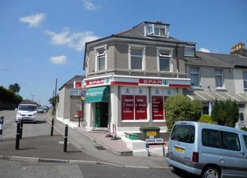 Thumbnail Commercial property for sale in Homer Stores, 376, New Road, Saltash