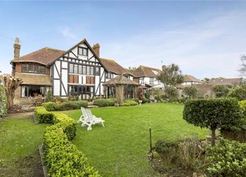 Thumbnail 4 bedroom detached house for sale in The Thatchway, Rustington, Littlehampton, West Sussex