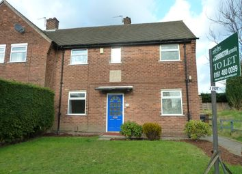 Thumbnail 3 bed semi-detached house to rent in Cross Lane, Marple, Stockport