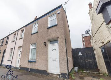 Thumbnail End terrace house to rent in Albert Avenue, Maindee, Newport
