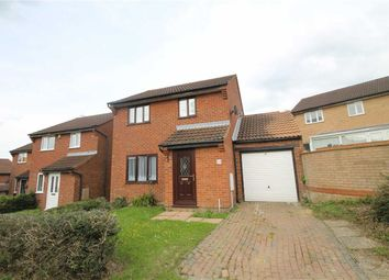 Thumbnail 3 bedroom detached house to rent in Gisburn Close, Heelands, Milton Keynes