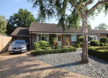 Thumbnail 3 bed detached bungalow for sale in Fox Covert, Fetcham, Leatherhead