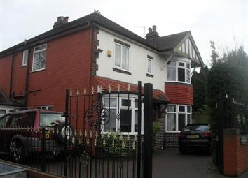 Thumbnail 6 bed detached house to rent in Rotten Park, Edgbaston, Birmingham