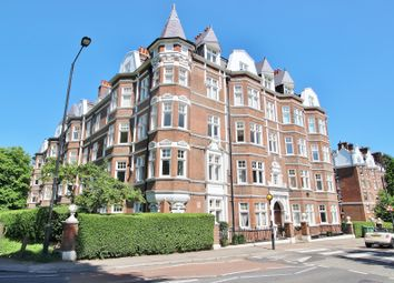 Thumbnail 4 bed flat for sale in East Heath Road, London