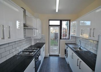 Thumbnail 4 bed end terrace house to rent in Crownfield Avenue, Ilford