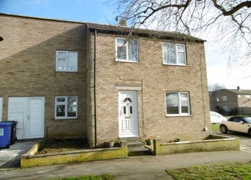 Thumbnail 3 bedroom end terrace house to rent in Lindsey Avenue, Great Cornard, Sudbury