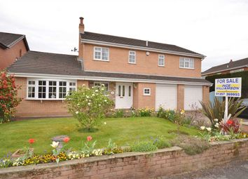 Thumbnail 4 bed detached house for sale in Winchester Avenue, Duxbury, Chorley