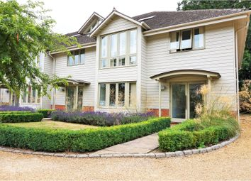 Thumbnail 2 bed flat for sale in Herringswell, Bury St. Edmunds