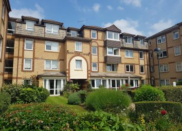 Thumbnail 1 bed flat for sale in Newcomb Court, Stamford