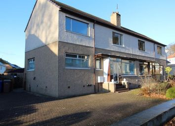 Thumbnail 4 bed semi-detached house to rent in Balmoral Crescent, Inchinnan, Renfrew