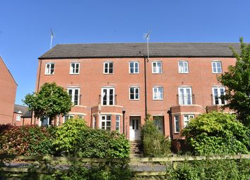Thumbnail 3 bedroom town house for sale in Melrose Walk, Tewkesbury
