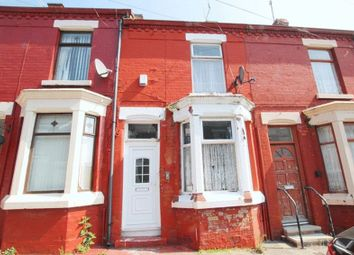 Thumbnail 2 bed terraced house for sale in Monkswell Street, Dingle, Liverpool