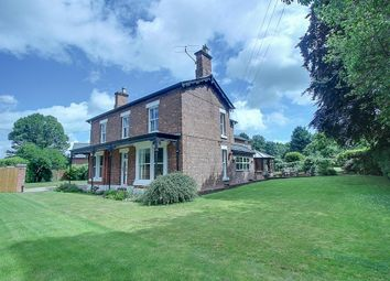 Thumbnail 5 bed detached house for sale in Whitchurch Road, Bunbury Heath, Tarporley