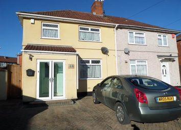 Thumbnail 3 bed end terrace house to rent in Hottom Gardens, Horfield, Bristol