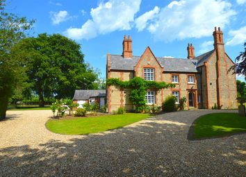 Thumbnail 4 bed detached house for sale in The Old Rectory, Quarrington, Sleaford