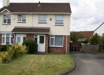Thumbnail 3 bed semi-detached house to rent in Holloway Gardens, Plymouth