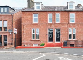 Thumbnail 2 bed flat for sale in Queen Street, Dumfries, Dumfries And Galloway
