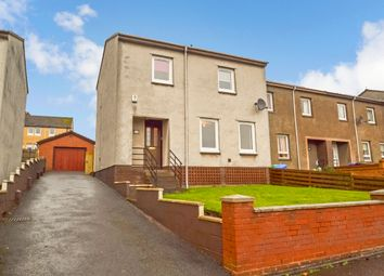 Thumbnail 3 bed end terrace house for sale in Woodmill Crescent, Dunfermline
