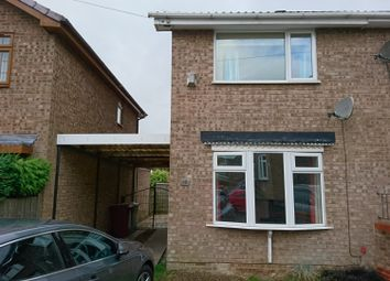 Thumbnail 2 bed semi-detached house to rent in Warren Close, Chesterfield