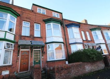 Thumbnail 4 bed terraced house for sale in Norman Crescent, Filey