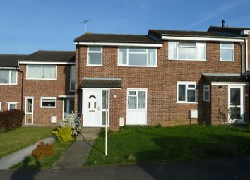 Thumbnail 3 bed terraced house to rent in Warwick Close, Braintree, Essex