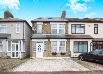 Thumbnail 3 bedroom end terrace house for sale in Westminster Gardens, Barking