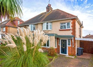Sheridan Road, Broadwater, Worthing BN14. 3 bed semi-detached house for sale