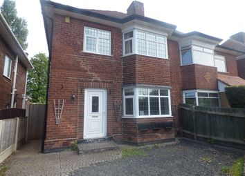 Thumbnail 3 bed semi-detached house to rent in Russell Crescent, Wollaton, Nottingham