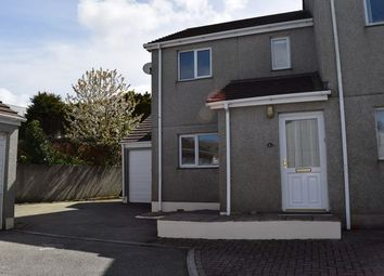 Thumbnail 3 bed end terrace house for sale in Highburrow Court, Pool, Redruth