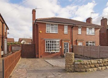 Thumbnail 3 bed semi-detached house for sale in Greenfields Drive, Harrogate, North Yorkshire