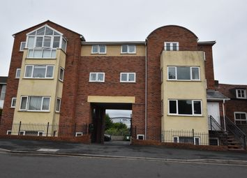 Thumbnail 1 bedroom flat to rent in Henwick Court, Worcester