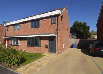 Thumbnail 3 bed semi-detached house for sale in Sandpiper Close, East Tilbury, Essex
