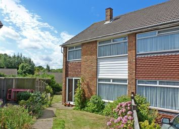 Thumbnail 3 bed semi-detached house for sale in St. Peters Road, Boughton-Under-Blean, Faversham, Kent