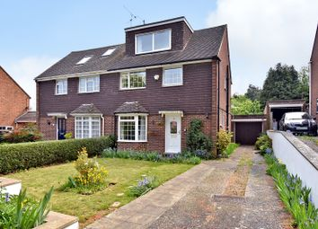 Thumbnail 4 bed semi-detached house for sale in The Coppice, Aylesford
