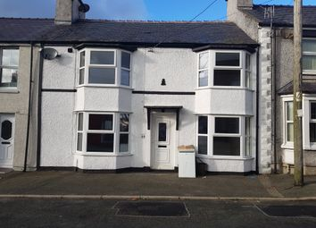 Thumbnail 3 bed terraced house for sale in Bethesda Street, Amlwch, Anglesey