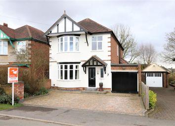 Thumbnail 4 bed detached house for sale in Upper Packington Road, Ashby-De-La-Zouch