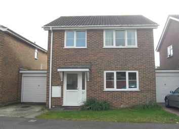 Thumbnail 3 bed link-detached house to rent in Felixstowe Close, Lower Earley, Reading