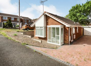Thumbnail 2 bed detached bungalow for sale in Lapwing Close, Kidderminster