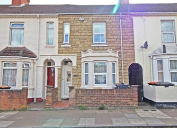 Thumbnail 3 bedroom terraced house to rent in Short Street, Bedford