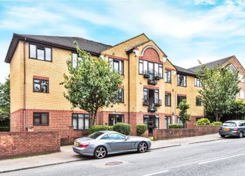 Thumbnail 1 bedroom flat for sale in Collingwood House, London Road, Greenhithe, Kent